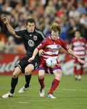 May 3  2009  FC Dallas vs DC United - Dax McCarty