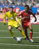 May 17  2008  Columbus Crew vs Toronto FC - Brian Carroll