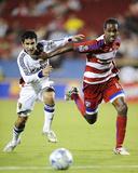 Sep 26  2009  Real Salt Lake vs FC Dallas - Atiba Harris