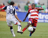 Sep 30  2009  New England Revolution vs FC Dallas - Marvell Wynne