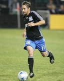 Oct 25  2008  Toronto FC vs San Jose Earthquakes - Ned Grabavoy