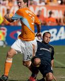 Oct 18  2009  Los Angeles Galaxy vs Houston Dynamo - Bobby Boswell