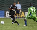 Sep 12  2009  Seattle Sounders FC vs DC United - Jhon Kennedy Hurtado