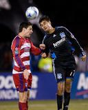 Oct 7  2009  FC Dallas vs San Jose Earthquakes - Heath Pearce