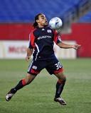 May 16  2009  Colorado Rapids vs New England Revolution - Kevin Alston
