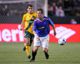 May 23  2007  Rangers Football Club vs Los Angeles Galaxy - Nathan Sturgis
