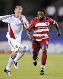 Sep 26  2009  Real Salt Lake vs FC Dallas - Nat Borchers