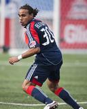 May 23  2009  New England Revolution vs Toronto FC - Kevin Alston