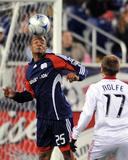 Oct 17  2009  Chicago Fire vs New England Revolution - Darrius Barnes