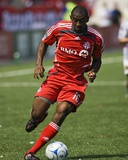 Apr 19  2008  Real Salt Lake vs Toronto FC - Marvell Wynne