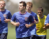 May 28  2007  US National Team Camp - Carlos Bocanegra