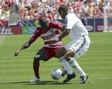 May 18  2008  LA Galaxy vs FC Dallas - Sean Franklin
