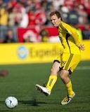 May 2  2009  Columbus Crew vs Toronto FC - Chad Marshall