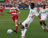 May 20  2007  Real Salt Lake vs FC Dallas - Clarence Goodson