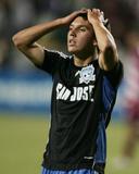 May 3  2008  FC Dallas vs San Jose Earthquakes - Shea Salinas