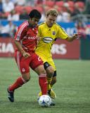 Sep 13  2008  Columbus Crew vs Toronto FC - Chad Marshall