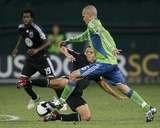 Sep 2  2009  US Open Cup - Seattle Sounders FC vs DC United - Osvaldo Alonso