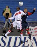Oct 17  2009  Chicago Fire vs New England Revolution - Kevin Alston