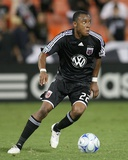 Sep 9  2009  Kansas City Wizards vs DC United - Rodney Wallace