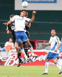 Sep 28  2009  San Jose Earthquakes vs DC United - Jason Hernandez