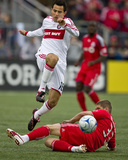May 16  2009  Chicago Fire vs Toronto FC - Marco Pappa