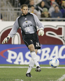 Oct 14  2006  Columbus Crew vs New England Revolution - Andy Gruenebaum