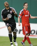 May 9  2009  Toronto FC vs DC United - Rodney Wallace
