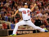 85th MLB All Star Game: Jul 15  2014 - Glen Perkins