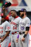 85th MLB All Star Game: Jul 15  2014 - Johnny Cueto
