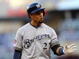 85th MLB All Star Game: Jul 15  2014 - Carlos Gomez