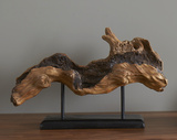 Ferri Drift Wood Sculpture *