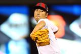 85th MLB All Star Game: Jul 15  2014 - Koji Uehara