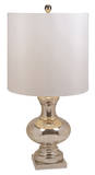 Marsielle Mercury Glass Table Lamp