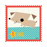 Animal Stamps - Dog One