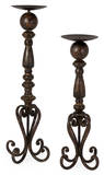 Darby Candlestands - Set of 2
