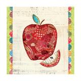 Fruit Collage I
