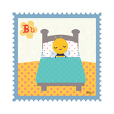 Animal Stamps - Bee