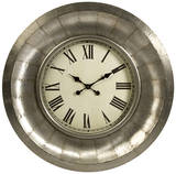 Turbine Aluminum Wall Clock