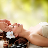 Spa Massage Facial Massage Outdoor Nature Beauty Treatments