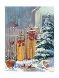 December Sleds