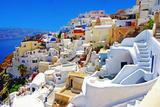 Amazing Romantic Santorini Island  Greece