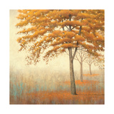Autumn Trees I