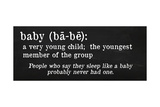 Baby Definition