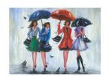 Four Rain Girls