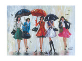 Five Rain Girls