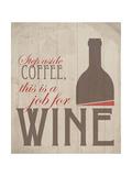 Job for Wine