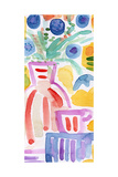 Tea and Flowers II