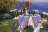 Garden Over the Sea