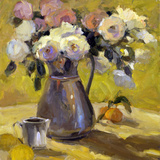 Flowers In Carafe