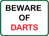 Beware of Darts